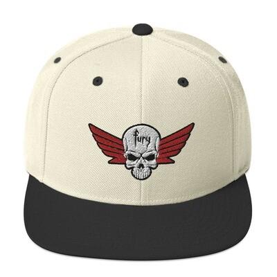 Fury Snapback Hat