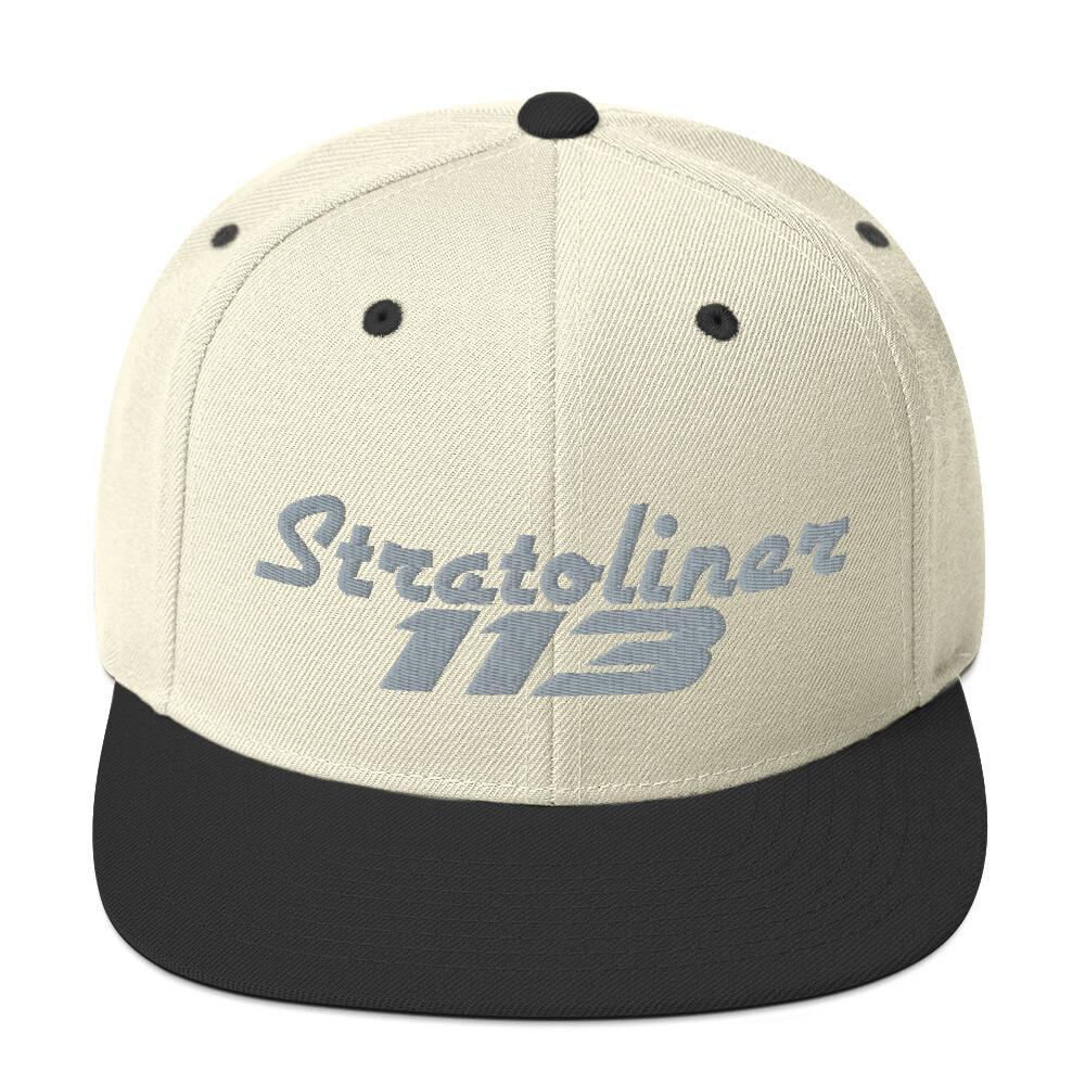Stratoliner 113 Snapback Hat