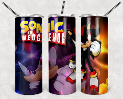 Sonic Bundle Tumbler Templates