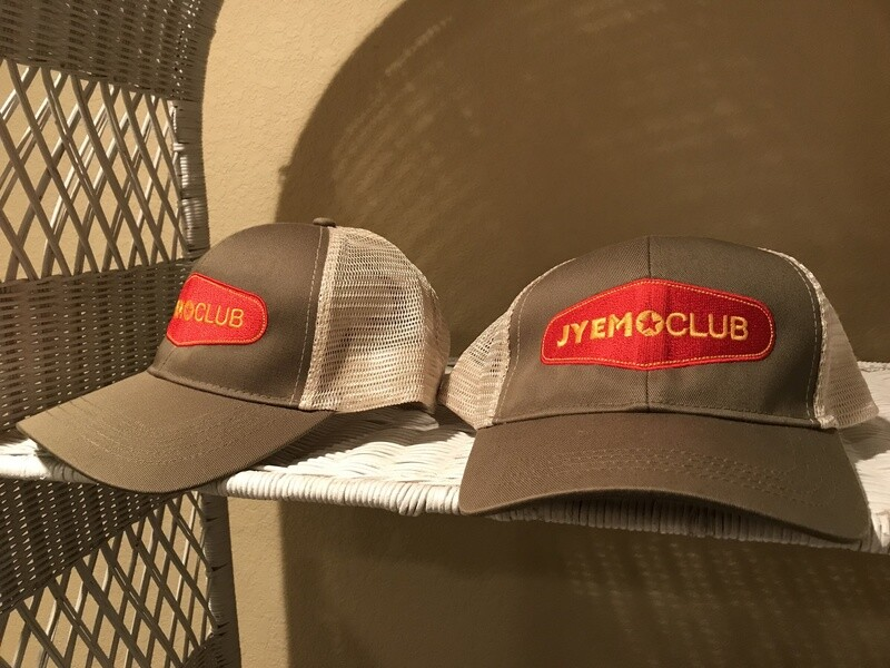 Jyemo Club Hat