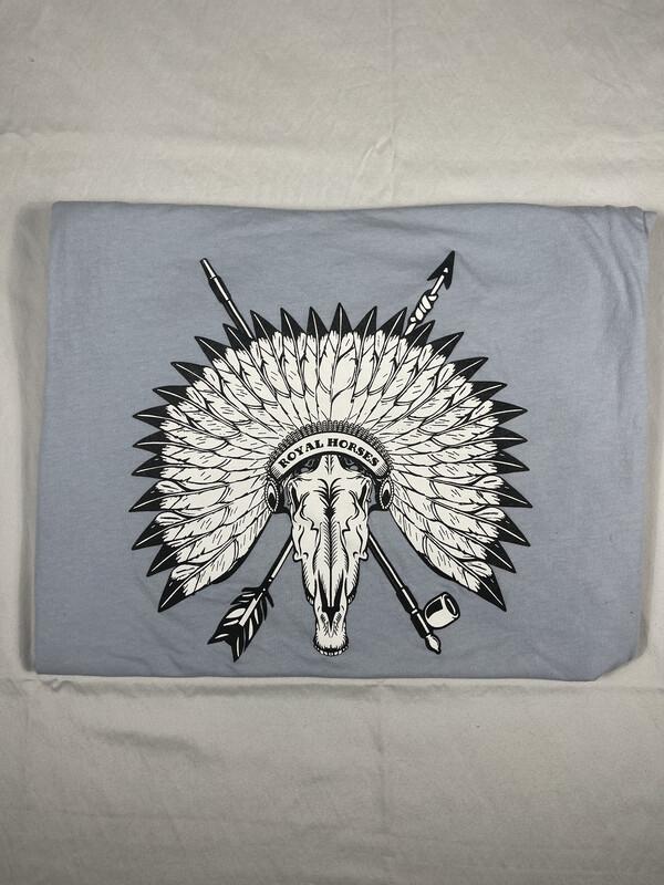 Blue Logo Shirt