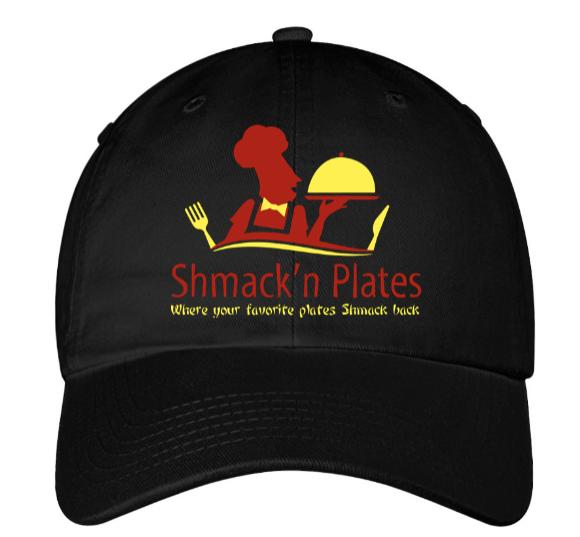 (BLACK) Dad Hat