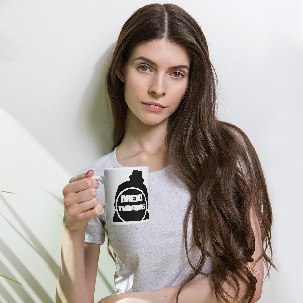 Drew Thomas Coffee Mug 11oz
