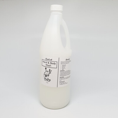 Antimicrobial Hand and Body Wash (1L)