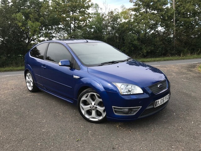 Ford Focus ST-3 2006 113K Blue