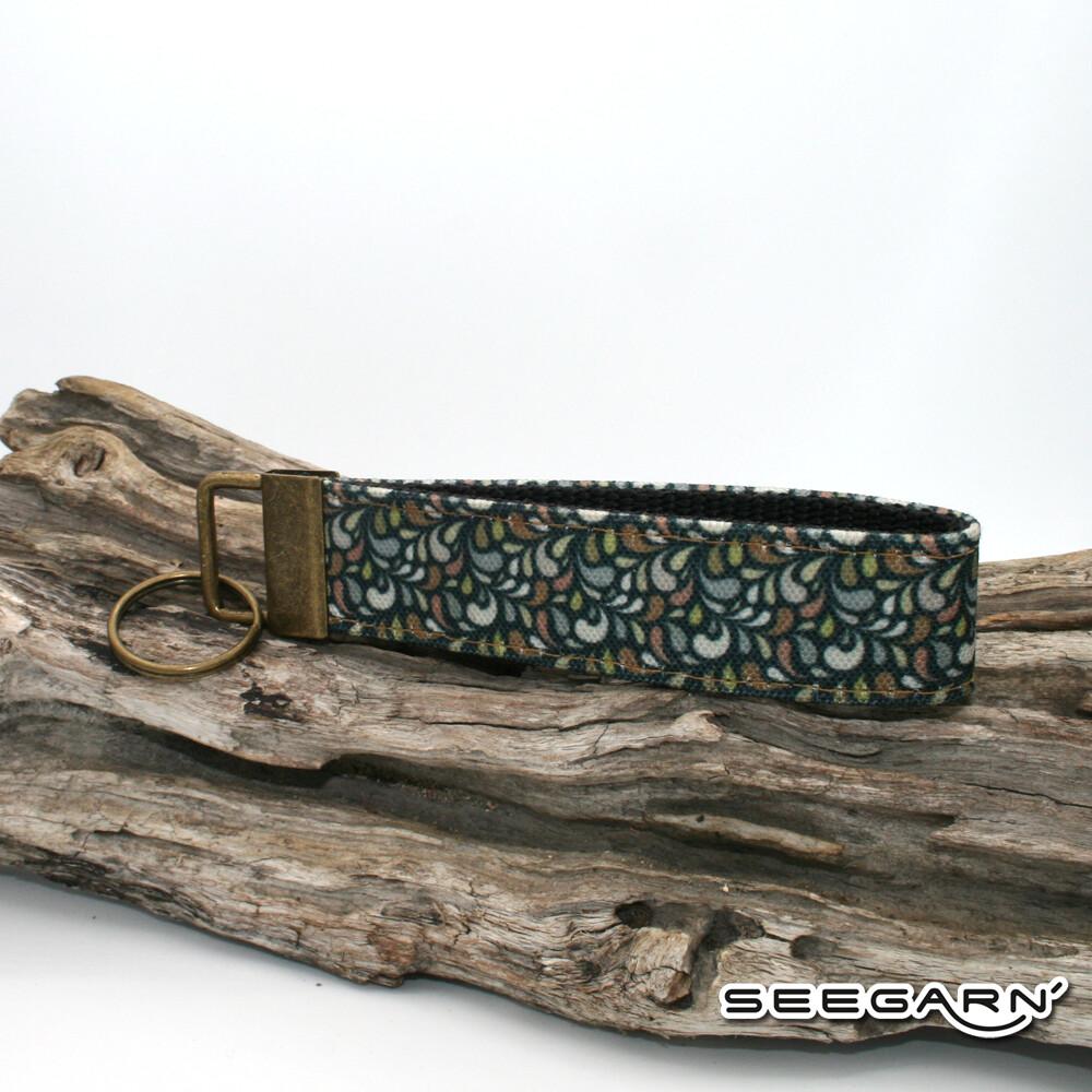 Seegarn Schlüsselanhänger (Design M21)