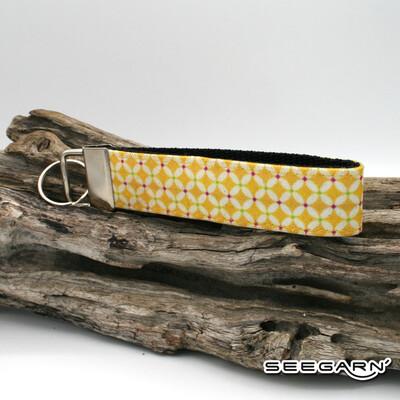 Seegarn Schlüsselanhänger (Design M16)