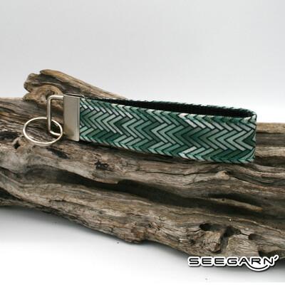 Seegarn Schlüsselanhänger (Design M02)