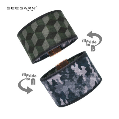 Seegarn Wende-Armband (Design MB22 & MB11)