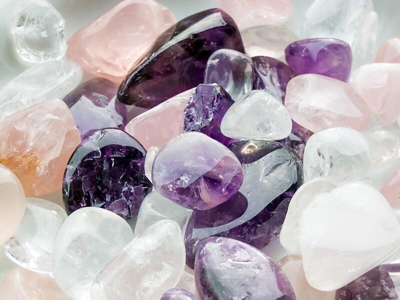 Personalised Crystal Set