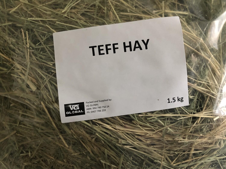 Teff hay 1.5kg