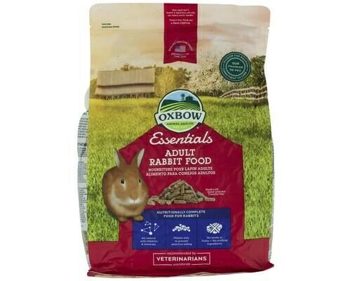 Oxbow Adult Rabbit Pellets 2.25kg