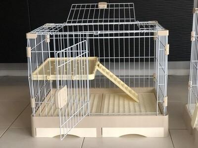 Rabbit/ Guinea Pig cage With Platform