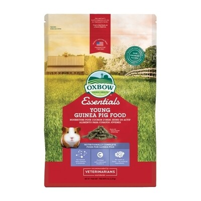 Oxbow Young Guinea Pig Pellets 2.25kg