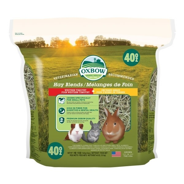 Oxbow Orchard / Timothy Blend Grass Hay 1.13kg