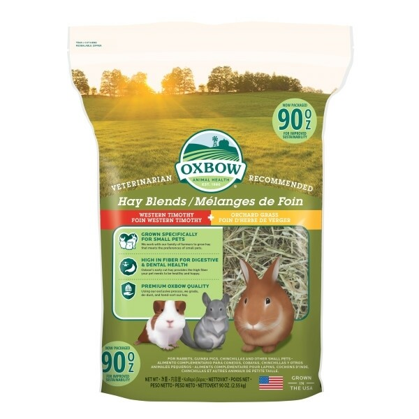 Oxbow Orchard / Timothy Blend Grass Hay 2.55kg