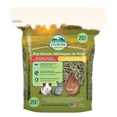 Oxbow Orchard / Timothy Blend Grass Hay 570g