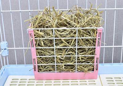 Large Hay Holder For Small Animals
