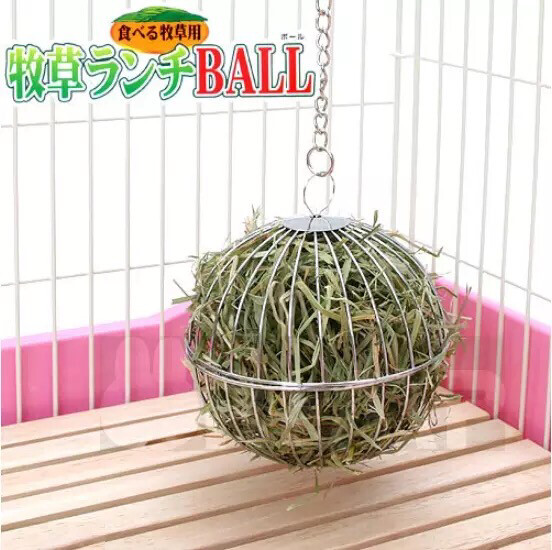 2 in 1 Hay Ball Feeder and Toy