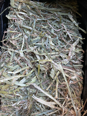 10kg Box Compressed Oaten Hay From South Australia