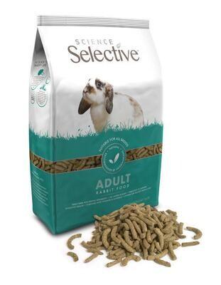 Science Selective - Adult Rabbit Food 1.81kg