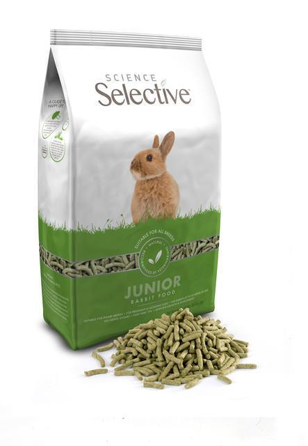 Science Selective - Junior Rabbit Food 2kg