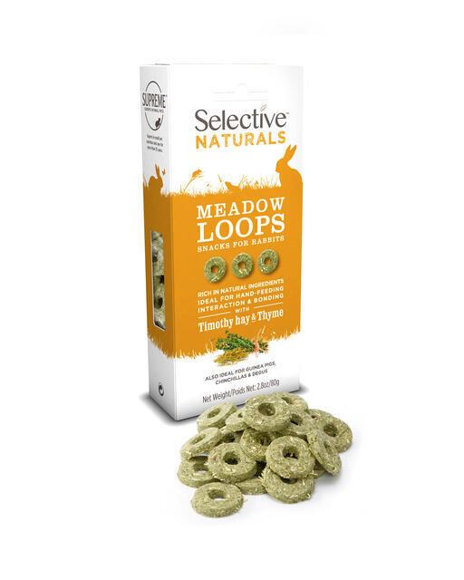 Selective Naturals Meadow Loops 80g