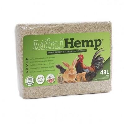Oz Hemp Mini Hemp Bedding 48 Litre