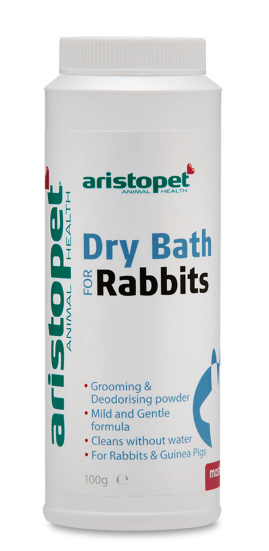 Aristopet Dry Bath For Rabbits