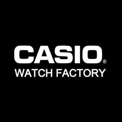 Casio Watch Factory