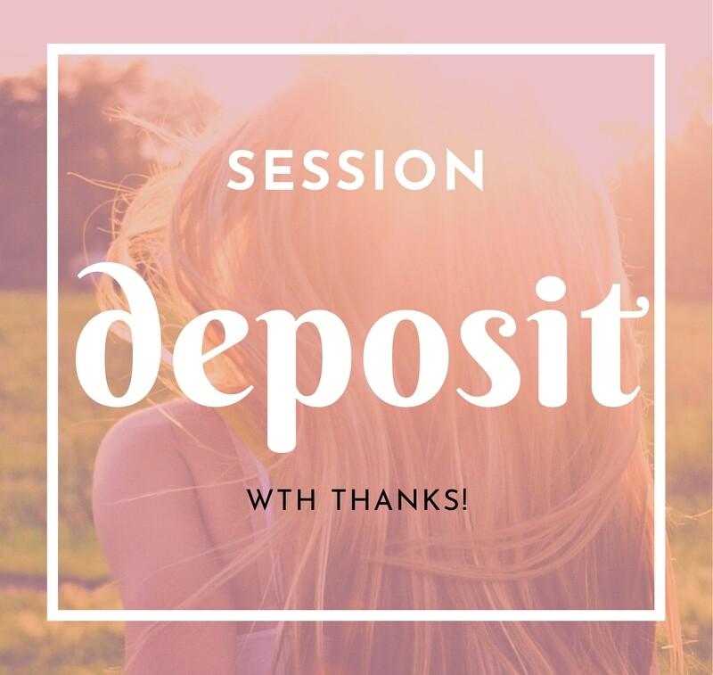 Session deposit