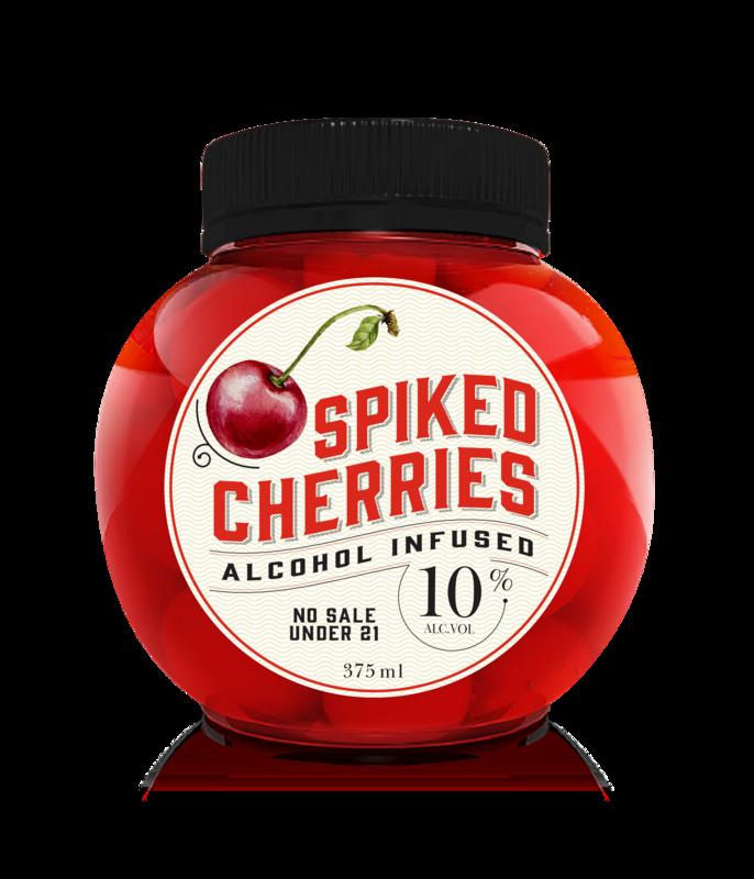 Spiked Cherries