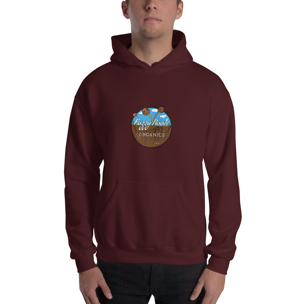 Fuzzy Roots Organics Affiliate Hoodie