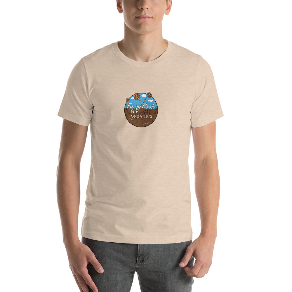 Fuzzy Roots Organics T-Shirt