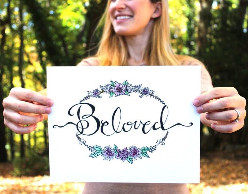 BELOVED Print