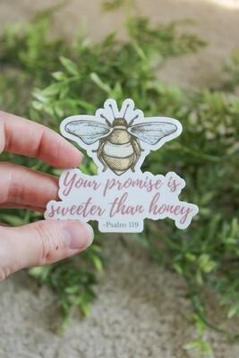 PROMISE Sticker