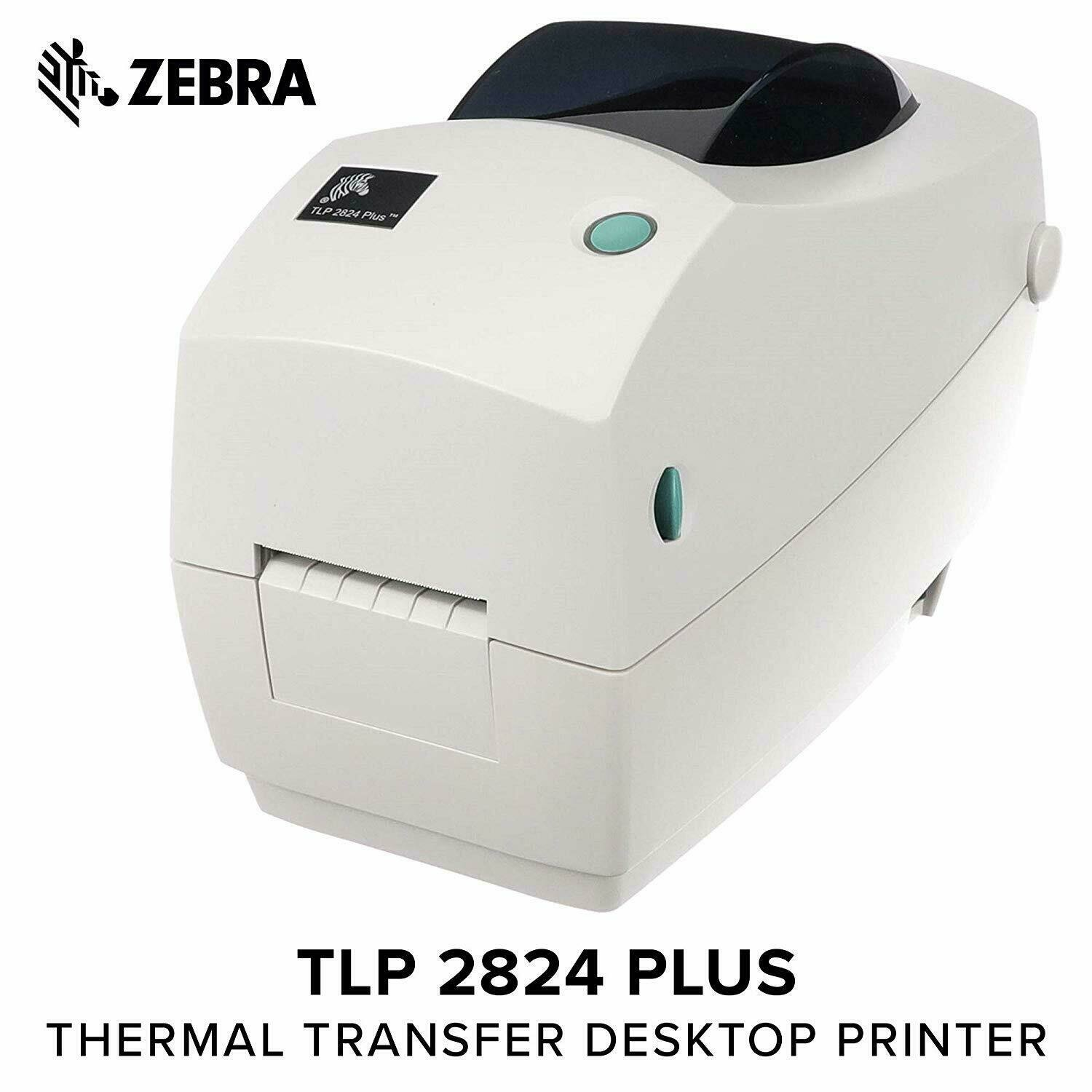 Label Printer Zebra TLP 2824 Plus