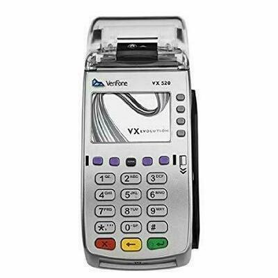 Paper VeriFone Vx520