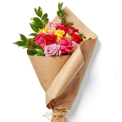 Mixed Rose Bundle