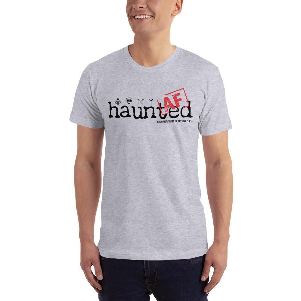 Unisex Haunted AF T-Shirt