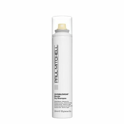 INVISIBLEWEAR Blonde Dry Shampoo 224ml