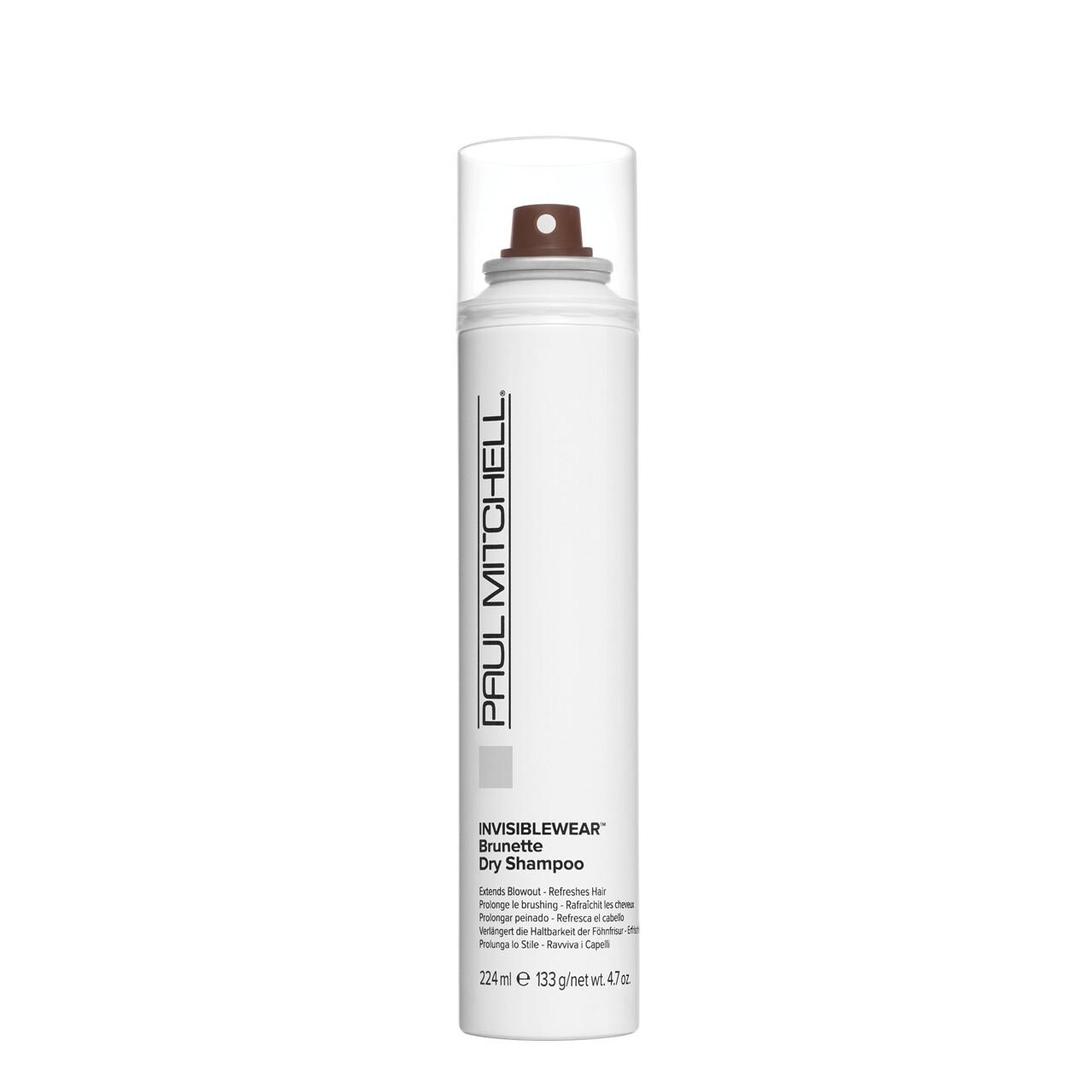 INVISIBLEWEAR Brunette Dry Shampoo 224ml