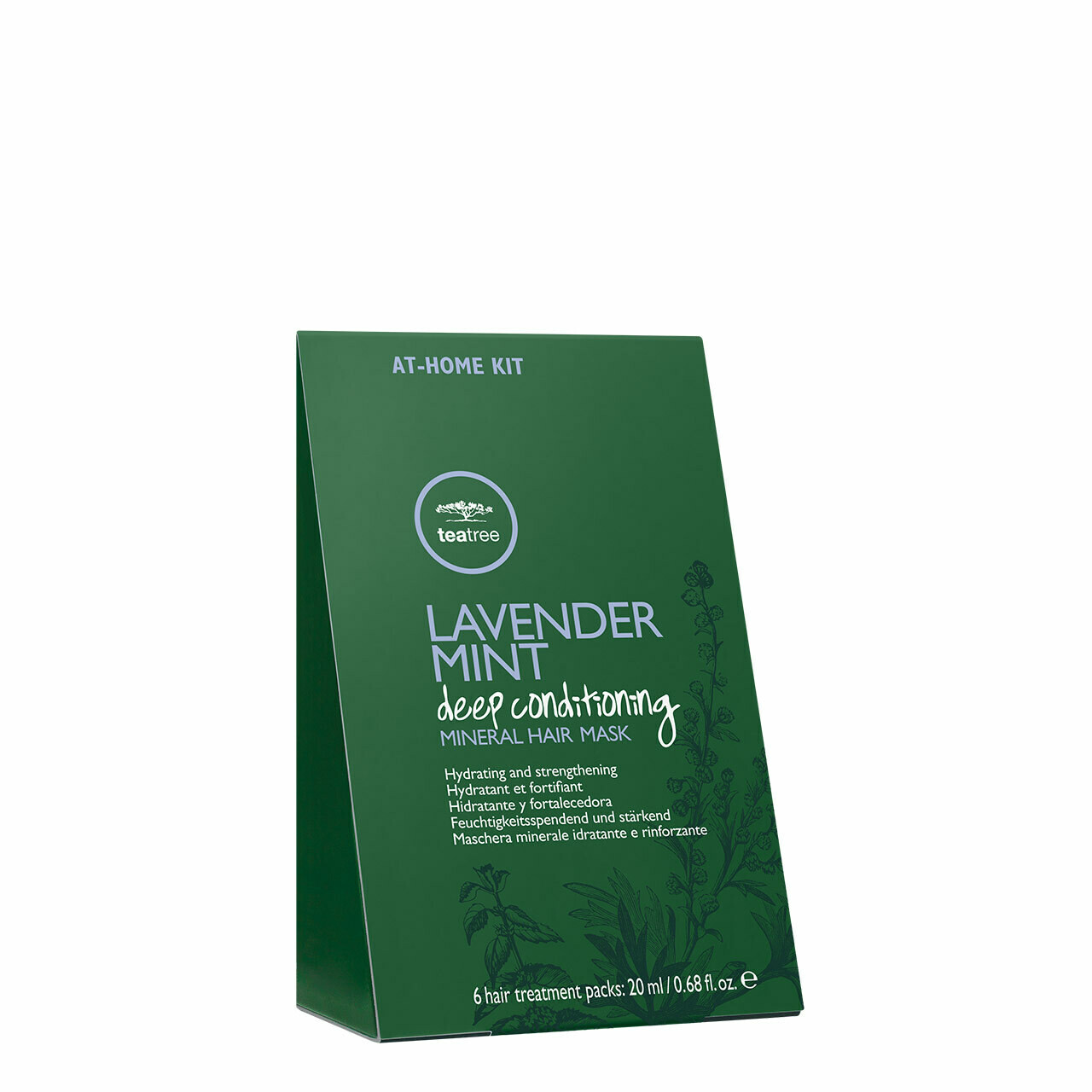 Lavender Mint Hydrating Mineral Mask 120gm