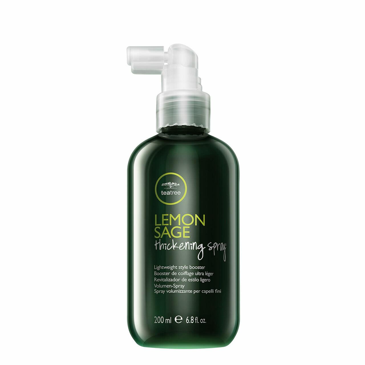 Lemon Sage Thickening Spray 200ml