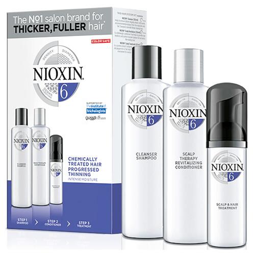 Nioxin 3D Trial System 6
