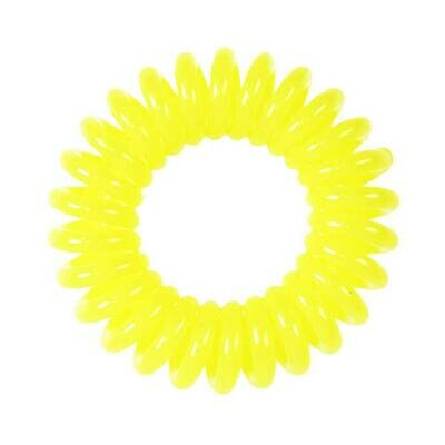 Tangle Tie- Yellow 3pk