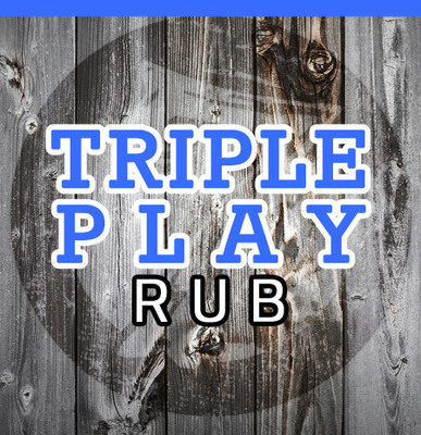 Triple Play Rub