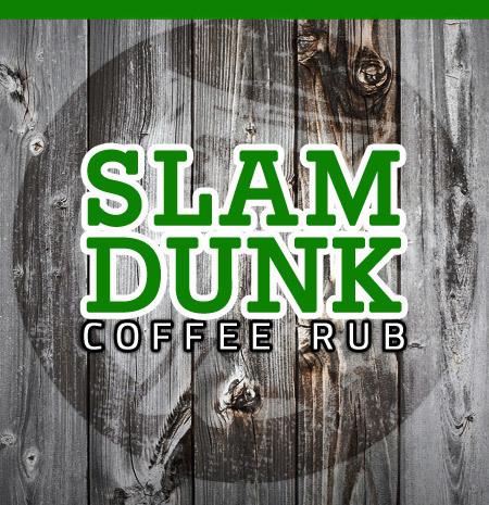Slam Dunk Coffee Rub
