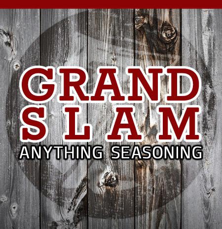 Grand Slam Seasoning
