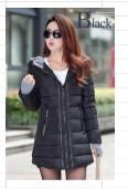 2019 Warm Hoodie Winter Jacket